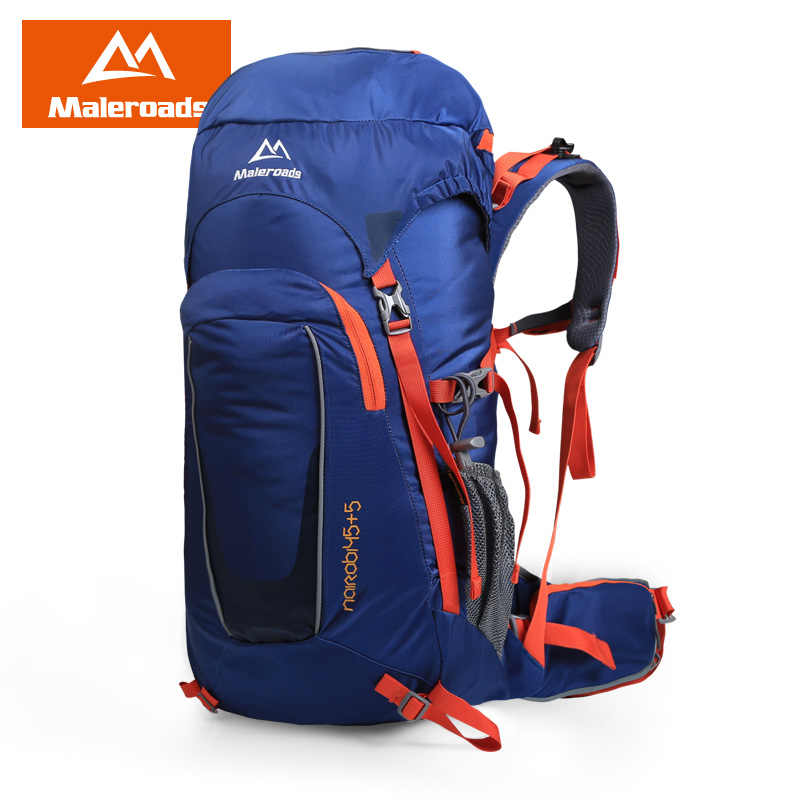 Cool! Sport Rugzak Professionele bergbeklimmen tas voor mannen vrouwen wandelen camping rugzak reizen klimmen zak Merk Kwaliteit 45L