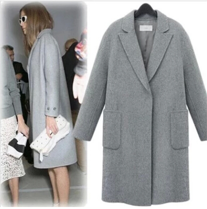Compare Prices on Long Coats for Women Uk- Online Shopping/Buy Low ...