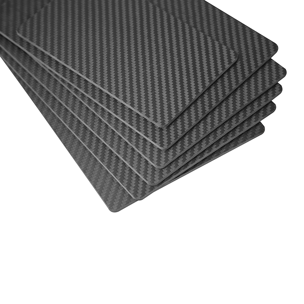 Mixed Thickness 2.0mm and 4.0mm 400X250mm Carbon Fiber Plate Panel Sheets High Composite Hardness Material Carbon Board 200mm x 300mm x 3mm carbon sheets high composite hardness material 3k pure carbon fiber board 3mm thickness
