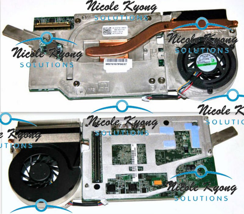100% Working FX2700M FX 2700M H074K Graphic VGA Video Card For Dell Precision M6400 M6500 M6300 Laptop