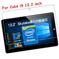 New Arrival For Cube i9 12.2 inch Tablet 9H HD Clear Tempered Glass Screen Protector film for Cube i9 Screen Guard