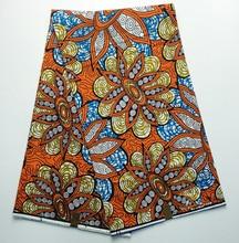 Afrikanische S163715 hollandais dutch wachs stoff für frauen partei kleid & handtasche & schuhe, 100% Baumwolle Hohe qualität super wachs 6 yards