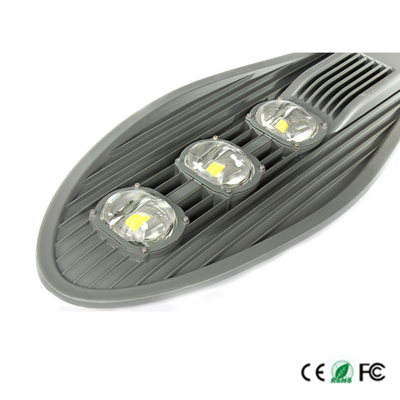 High quality LED Street Lights 50W 100W 150W Road Highway Garden Park Street Light 85-265V IP65 Lamp Outdoor Lighting DHL Free цена и фото