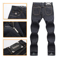 Billionaire TACE&SHARK jeans men 2018 new style commerce comfort high quality Silk pocket fitness male trouser free shipping