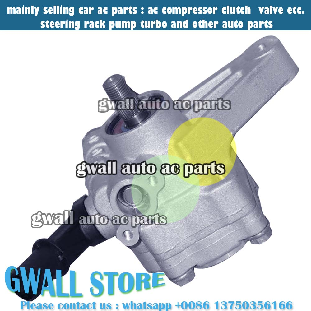 New Power Steering Pump Fit For Car Accord 3.0L V6 Gas For
