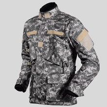 Mens Motorcycle Waterproof Adventure Touring  Hunting jacket Military Army Camo Winter jacket