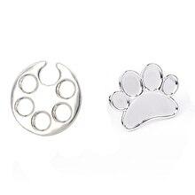 Hot item!Women Mini Finger Nail Art Palette Footprint Free Hand Manicure Open Ring