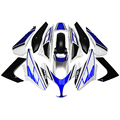 Blue White Black ABS Injection Fairings For Yamaha TMAX 500 XP500 T-MAX 08 09 10 11 Complete Motorcycle Fairing Kit Plastic New