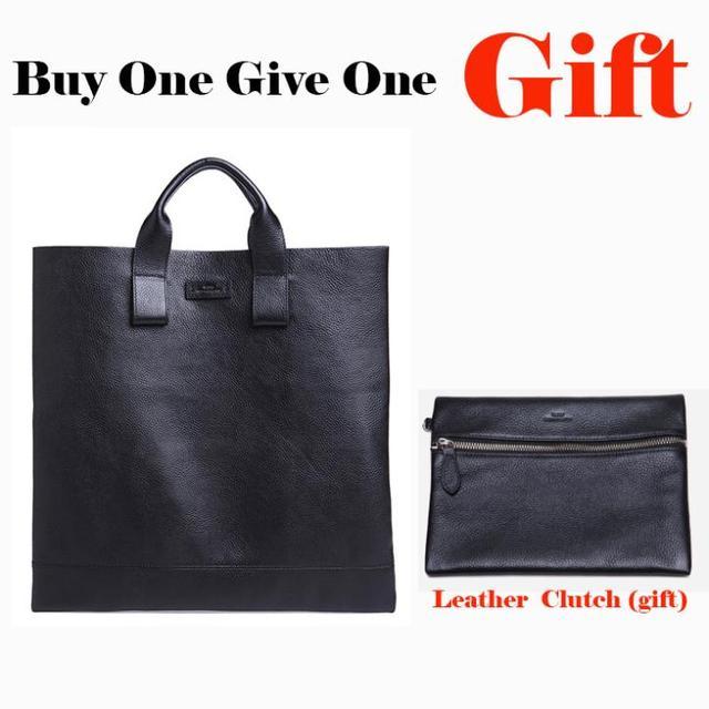 Dudu Women Bag Italian Genuine Leather Handbag Bolsos Mujuer Casuals Simple Tote