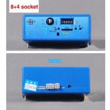 MP3 контроллер коробка детские качели машина аксессуары детские аттракционы игра части машины, 220 В Музыкальная Коробка