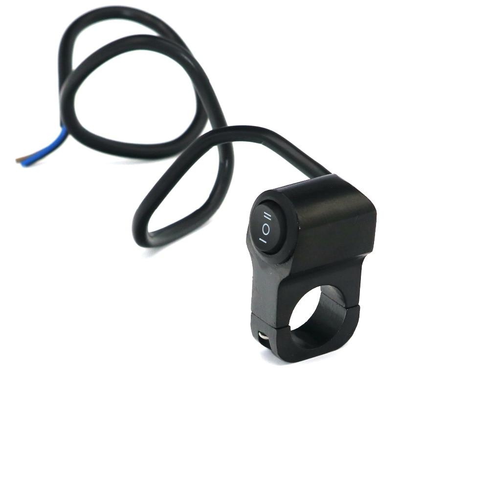 Motor Multi Fungsi Saklar Lampu Universa Turn Signal Flasher Tanduk Stang Sepeda On Off Universal Switch Untuk 22mm Handlebar Atv Skuter Di Dari Mobil