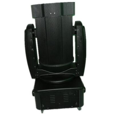 DunFly with flightcase Free Shipping outdoor waterproof roof building light 4000W Moving Head Sky Searchlight