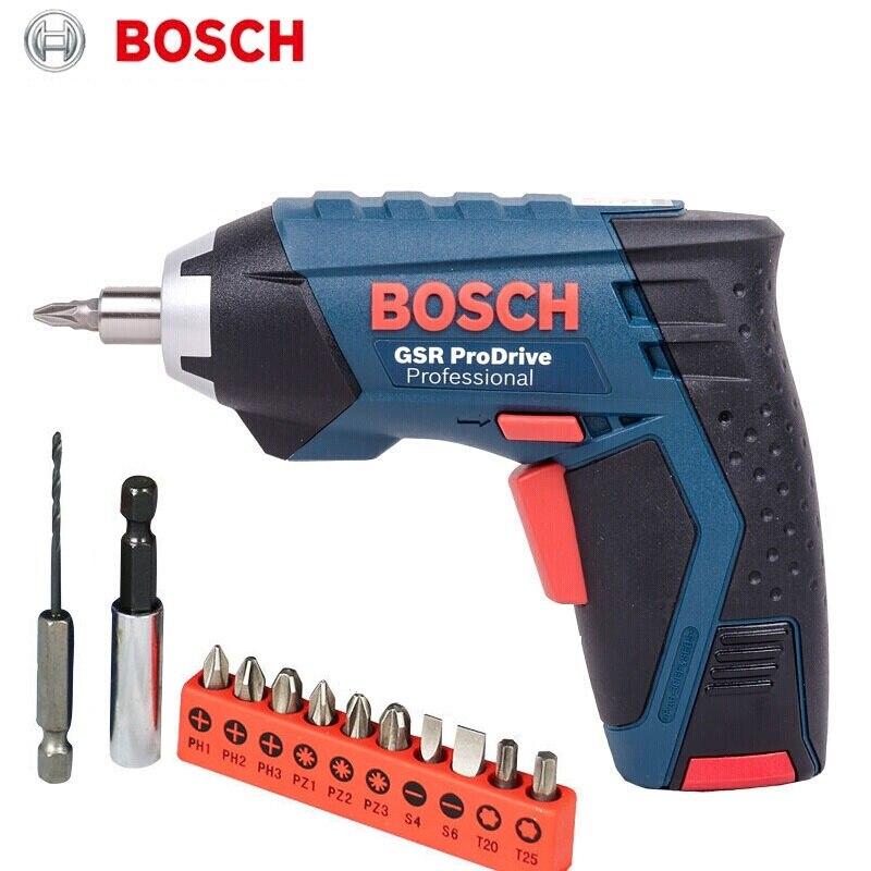 Brand BOSCH Household Electric Screwdriver Cordless Screwdriver GSR3 6V Li Mini Electric Drill 3 6V Lithium