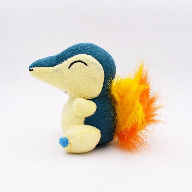Аниме игрушка Покемон Синдаквил 16 см 5