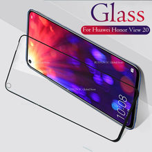 Tempered Glass For Huawei Honor View 20 Glass Honor View 20 View20 V20 v 20 6.4 Honer nova 4 Screen Protector Protective Film 3D(China)