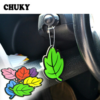 2Pcs Car Hanging Air Freshener Car Shine Paper for Renault Megane 2 3 Duster Logan Captur Chevrolet Cruze Aveo Captiva Lacetti image