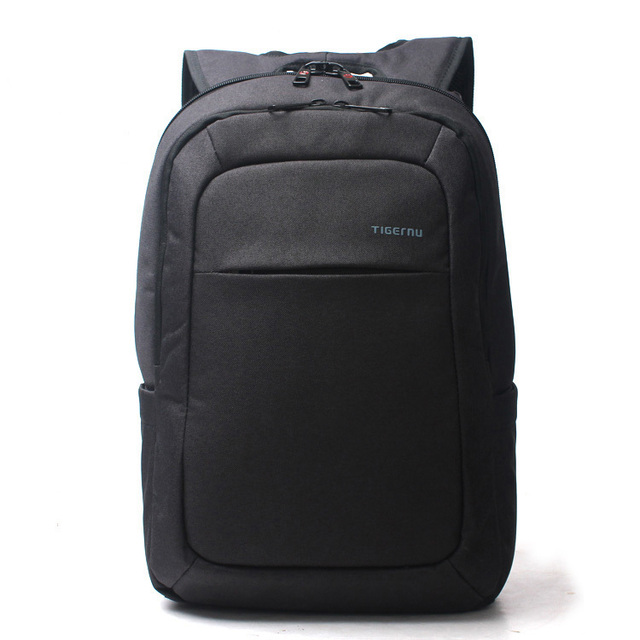 Wholesale Cheap Small Plain Black Backpack For High School