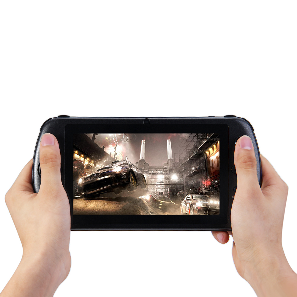 Handheld Game Players Gpd Q9 Game Tablet PC RK3288 Quad Core 1.8GHz 7 inch WSVGA IPS Screen Android 4.4 16GB ROM HDMI Smart Game