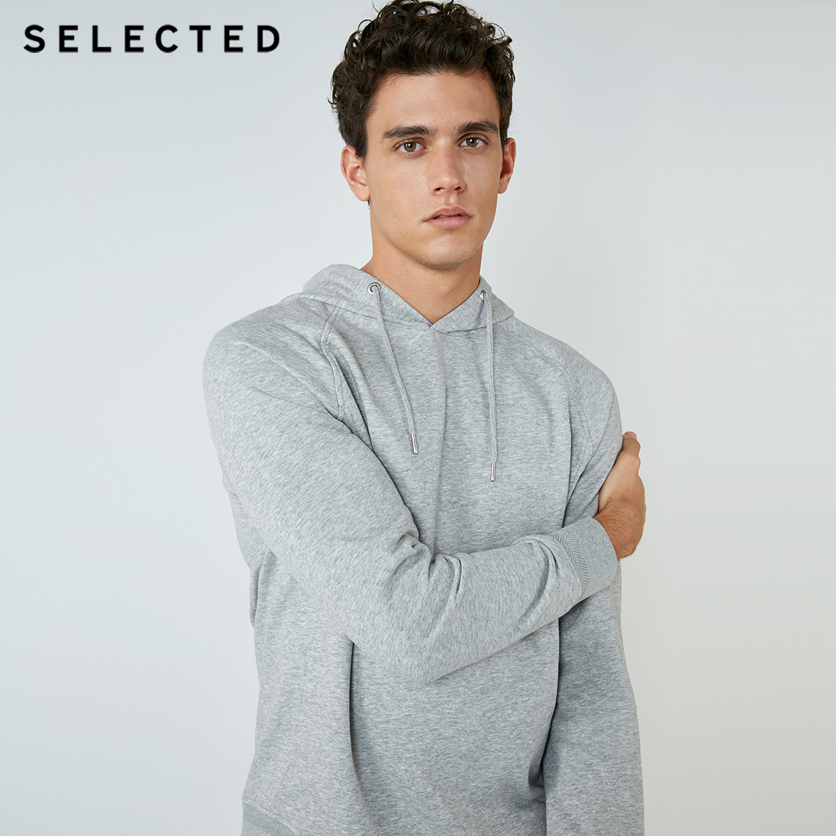 SELECTED new male pure color hooded cord business jacket hoodies men S 418333518 in Hoodies amp Sweatshirts from Men 39 s Clothing
