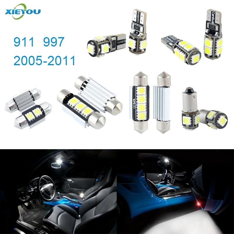 XIEYOU 10pcs LED Canbus Εσωτερικό φωτιστικό - Φώτα αυτοκινήτων - Φωτογραφία 1