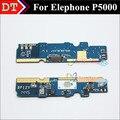 New original Elephone P5000 Board USB + microfone Para Telefone Celulares MTK6592 Elephone P5000 Frete Grátis