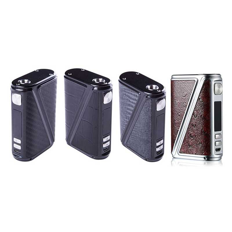 100% Original Rofvape Warlock Z-Box 233W Mod Vape Box Mod Compatible With Daul 18650 Battery Electronic Cigarette Vaporizer