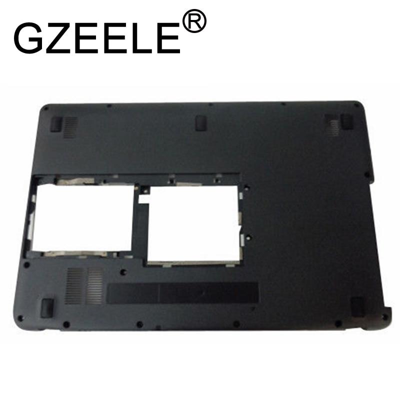 GZEELE New For Acer Aspire ES1-523 ES1-532 ES1-532G ES1-533 ES1-572 Laptop Black Lower Bottom Base Case Lower Cover 60.GD0N2.001