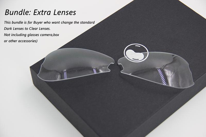 SS80 Sunglasses camera Extra Lense