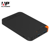 Power Bank 30000mAh ALLPOWERS Portable Phone & Laptop Power Bank Quick Charging for iPhone iPad Macbook Samsung Dell Lenovo etc.