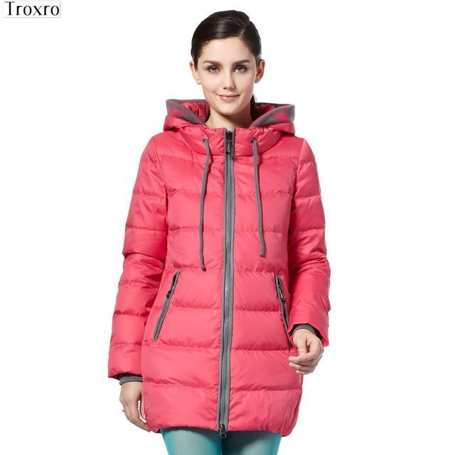 Ultralight Down Jacket Women Sexy Winter Jackets Oversized Plus