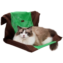 Cat Bed Removable Window Sill Radiator Hammock Perch Seat Lounge Pet Kitty Hanging Cosy Mount