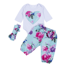 Funny Newborn Baby Boy Cloth Girl Jumpsuit Romper Cotton Outfit Set Camo Outfit Infant Autumn Romper Long Sleeve Top+Long Pants baby short sleeve one piece dress baby romper newborn infant cotton romper boy girl animal printed jumpsuit kids clothes outfit