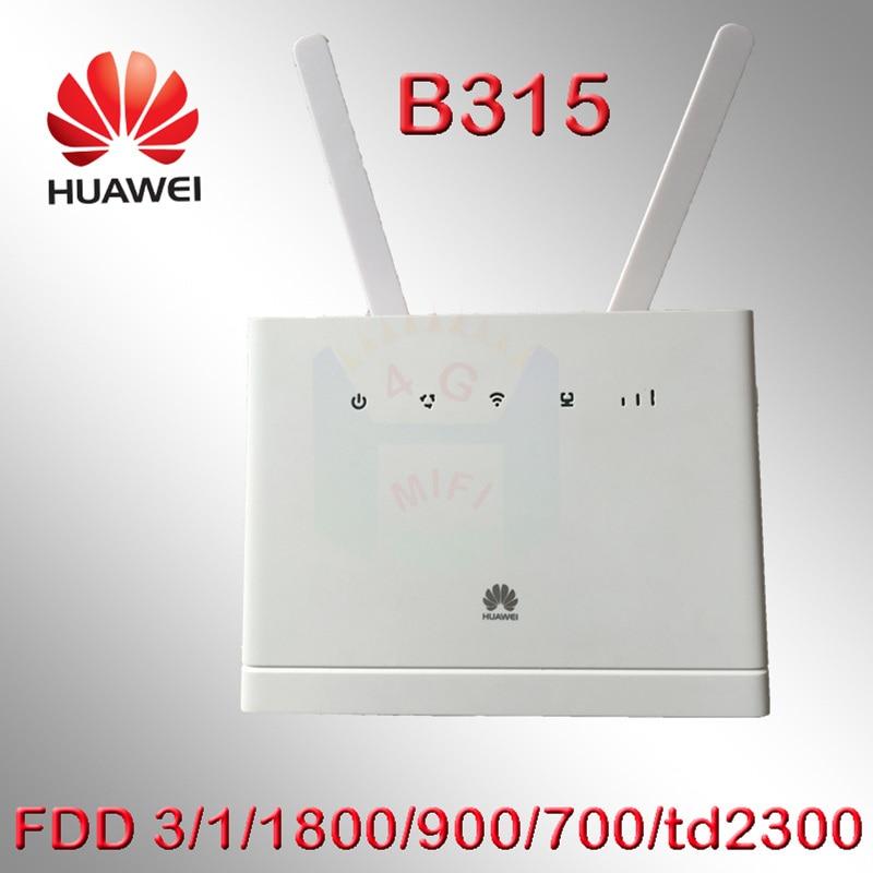 Unlocked B315s-607 Huawei B315 4G LTE Mobile Wi-Fi Router Hotspot 150 Mbps cpe router wifi dongle pk b890-66 b593 b3500 e5172 2pcs b315 antenna huawei unlocked b315 4g 3g b315s 607 mobile 4g wifi router 4g wifi dongle cpe hotspot voip cpe router