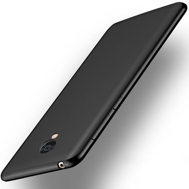 Meizu m5s Kasus Mewah Matte Shockproof Meizu m5c Kasus Silikon - Aksesori dan suku cadang ponsel - Foto 3