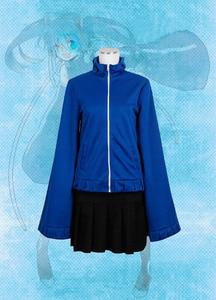 Image 2 - Kagerou Project Mekaku City Actors Ene Takane Enomoto Hoodie + Skirt cosplay Jacket Uniform Cosplay costume