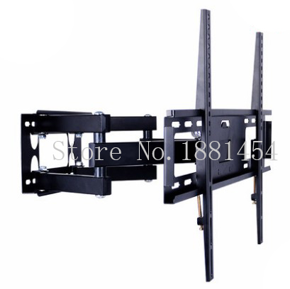 LCD Bracket TV Mount Wall Mount Wall Stand Adjustable Mount Arm Fit for 26-50 Max Support 40KG Can swing left and right loctek d1q desktop quad heavy monitor mount display stand four screens arm lcd stand fit for 10 30 max support 10kg per arm