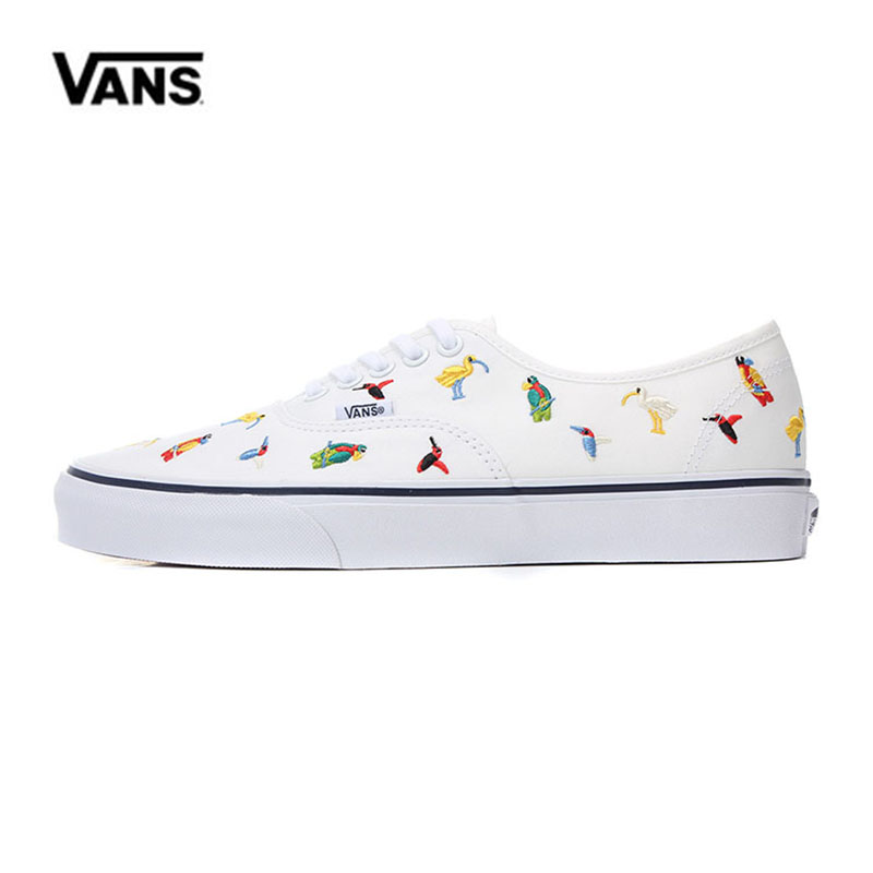 80a07824e565ef Original Vans New Unisex Skateboard Shoes Men s Sneakers Breathable classic  Non-slip VN0A2Z5INZ9
