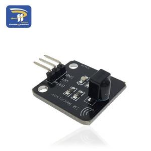 Image 3 - Módulo transmisor IR infrarrojo de 38KHz para Arduino, receptor de infrarrojos Digital, módulo de Sensor, bloque de construcción electrónico, 1 Juego por lote