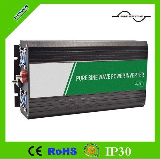 цена на 3000W Inversor de onda sinusoidal 12 volt 24 volt 48 volt home inverter 3000W pure sine wave inverter