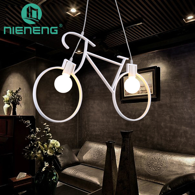 Nieneng Led Pendant Light Bar Lights Restaurant Lighting Lamp Pub  Accessories Club Indoor Bedroom Light Decoration