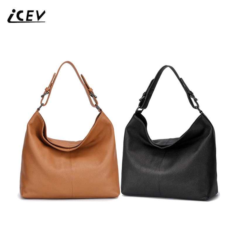 ICEV New Fashion Simple Classic Litchi High Quality Genuine Leather Handbag Women Leather Handbag Top Handle Ladies Office TotesICEV New Fashion Simple Classic Litchi High Quality Genuine Leather Handbag Women Leather Handbag Top Handle Ladies Office Totes