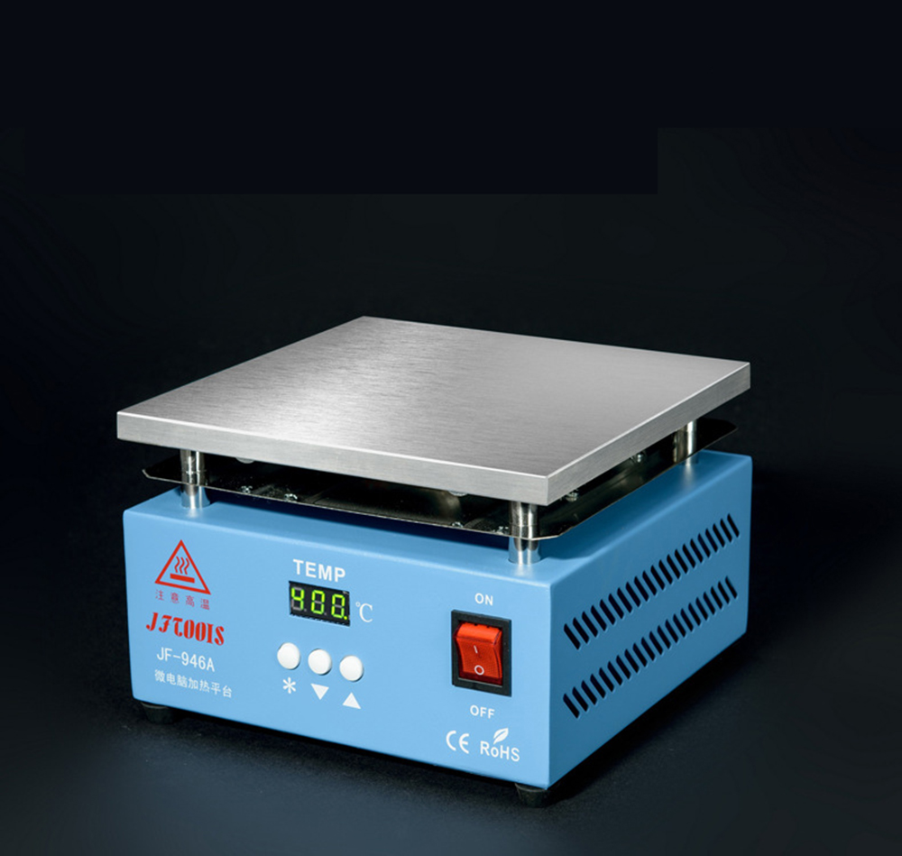 JF 946A Heating Platform Preheating Station Screen Repair Special Heating Units 220V Mobile maintenance tools