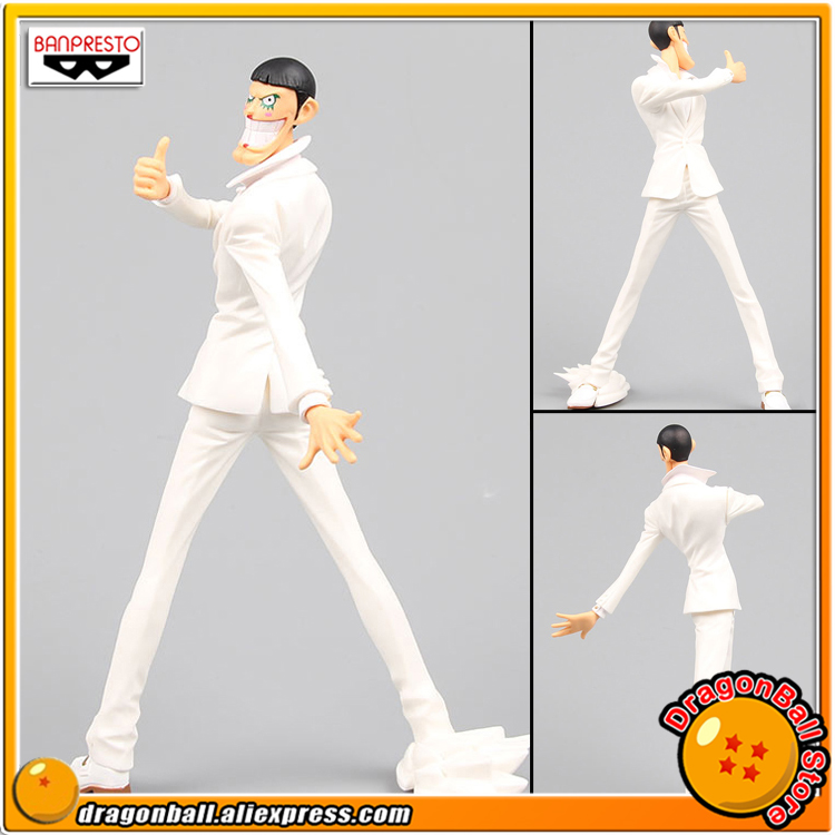 цена Japan Anime One Piece Original Banpresto Creator x Creator Collection Figure - BON.CLAY (white)