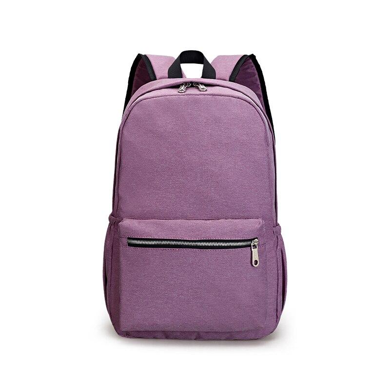 2017 New Women Backpacks For Teenage Girls Youth Trend Schoolbag Boys Student Bag BRAND Nylon Waterproof Laptop Backpack Men
