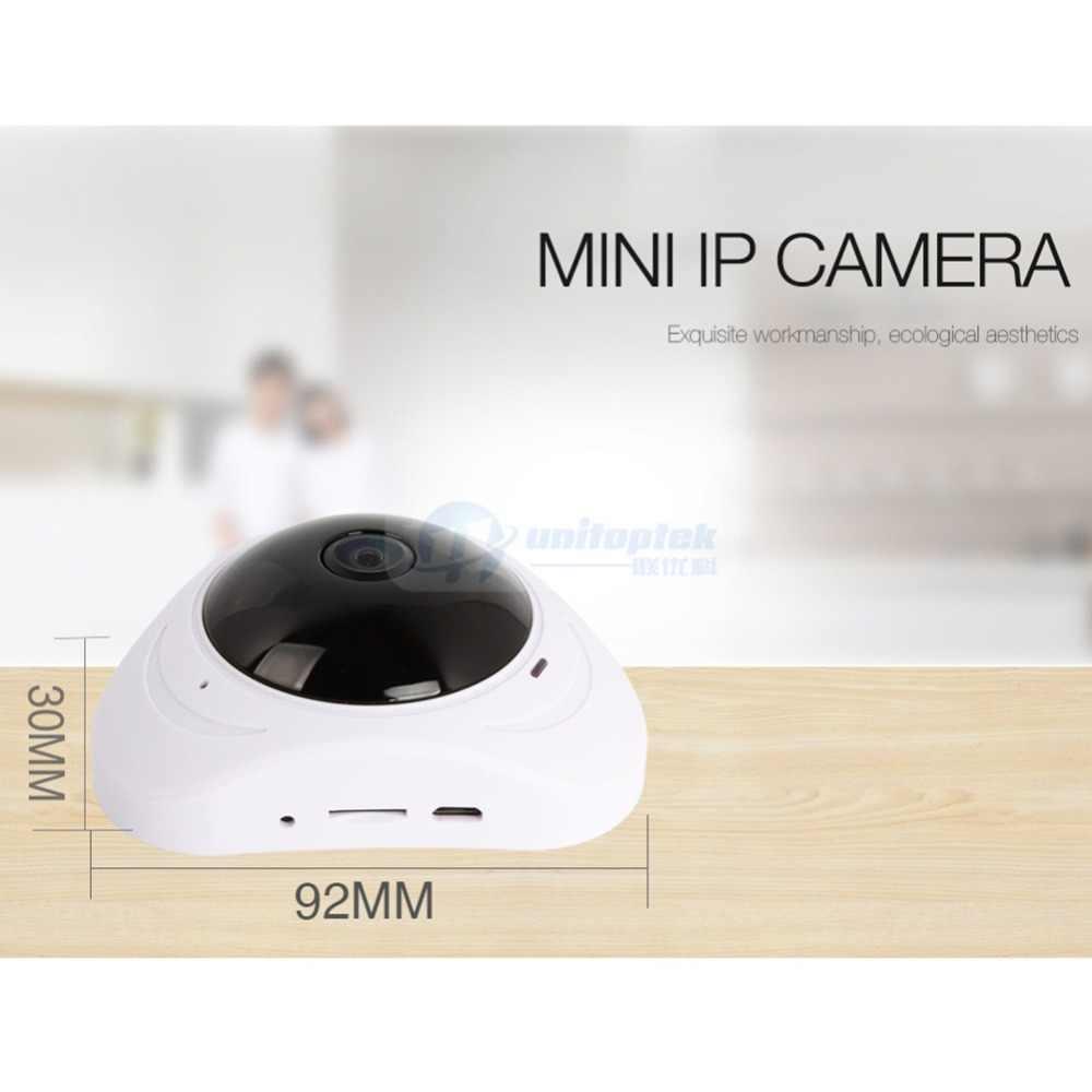 Wi-Fi Камера Беспроводной HD 3MP 360 градусов панорамный полный вид Мини CCTV Камера сетевой безопасности дома 3D VR IP Камера Wi-Fi приложение P2P