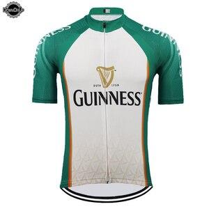 Image 4 - Wielokrotne wybory koszulka kolarska do piwa mężczyźni z krótkim rękawem ropa ciclismo triathlon odzież rowerowa odzież rowerowa mtb jersey MTB
