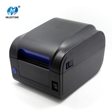 Milestone MHT-P80A High Quality 80mm Thermal Receipt Bill printers Kitchen Restaurant POS Printer With Auto-cutter function mht p80a desktop connected thermal receipt printer 80mm cheap thermal printer