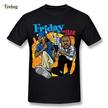 New Stylish Man Friday the 13th T Shirt Great Newest Design T-Shirt For Big Size Tees