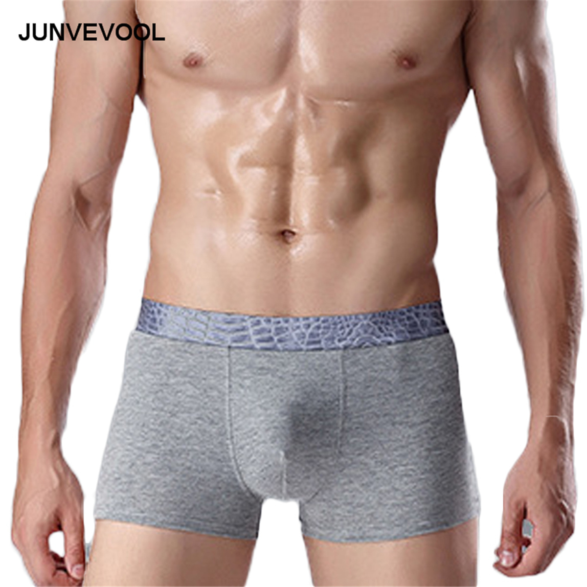 Sexy Underwear Men Boxer Hot Sale Comfortable Underpants Shorts Casual Breathable Mens P ...