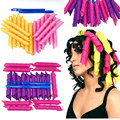 elefunlife Easy DIY Curls Spiral Curls Styling Kit mix Party Hair work Hair Rollers Hook kit